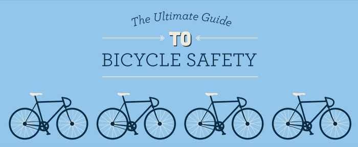 The Ultimate Guide to Bicycle Safety