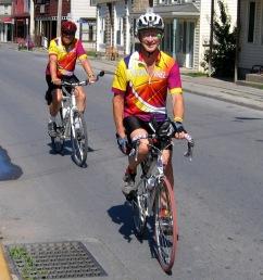 Copy of Cyclists at Canastota