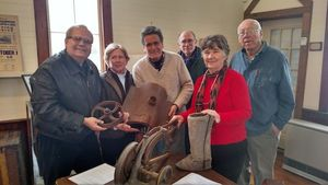 Copake Iron Works Committee