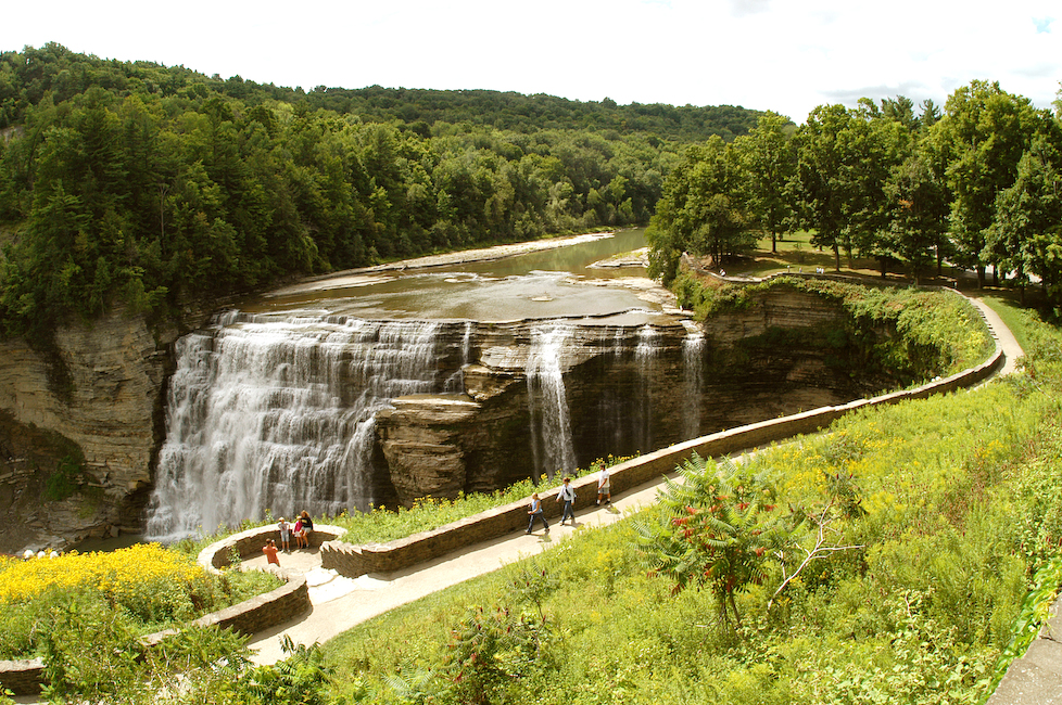 Go the distance ptny enews - Letchworth state park swimming pool ...